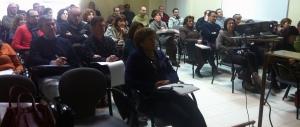 Participantes Preformación asesores y asesoras Sevilla