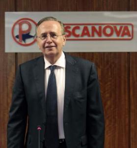 Manuel Fernández de Sousa. Presidente de Pescanova. Fotografía de Salvador SAS (EFE)