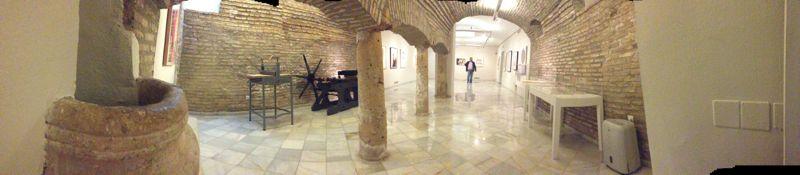 En el Museo del Grabado Español (Marbella, Málaga)