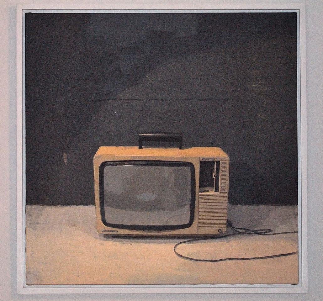 """""""Televisor"""", retitulado """"Carta de ajuste"""". Jorge Gallego"""