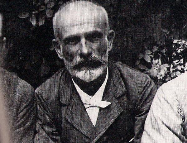 Don Francisco Giner de los Ríos